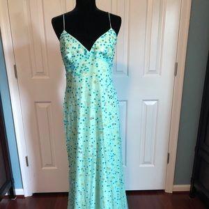 BCBG Sequin Gown